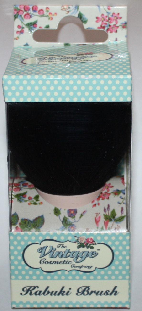 The Vintage Cosmetic Company Cream Kabuki Brush 09960