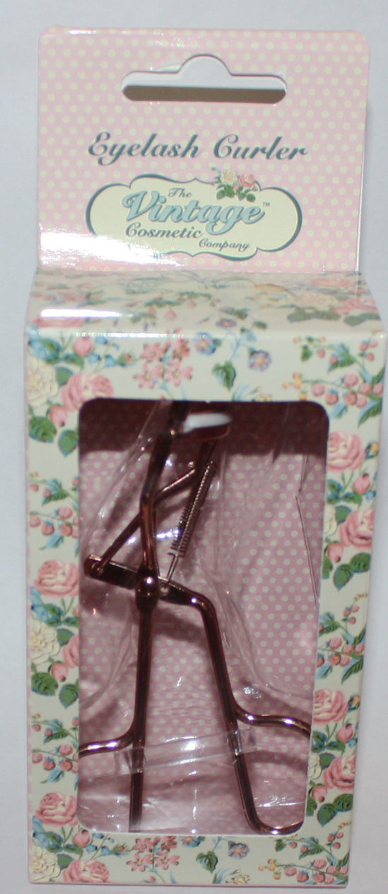 The Vintage Cosmetic Company Rose Gold Eyelash Curler 10231