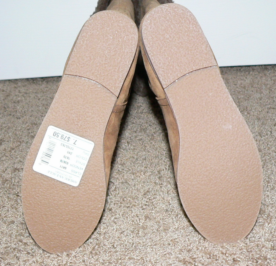 Flat sole