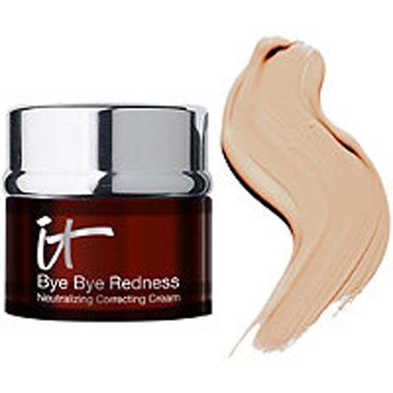 It Cosmetics Bye Bye Redness Correcting Cream 0.37 oz 10530