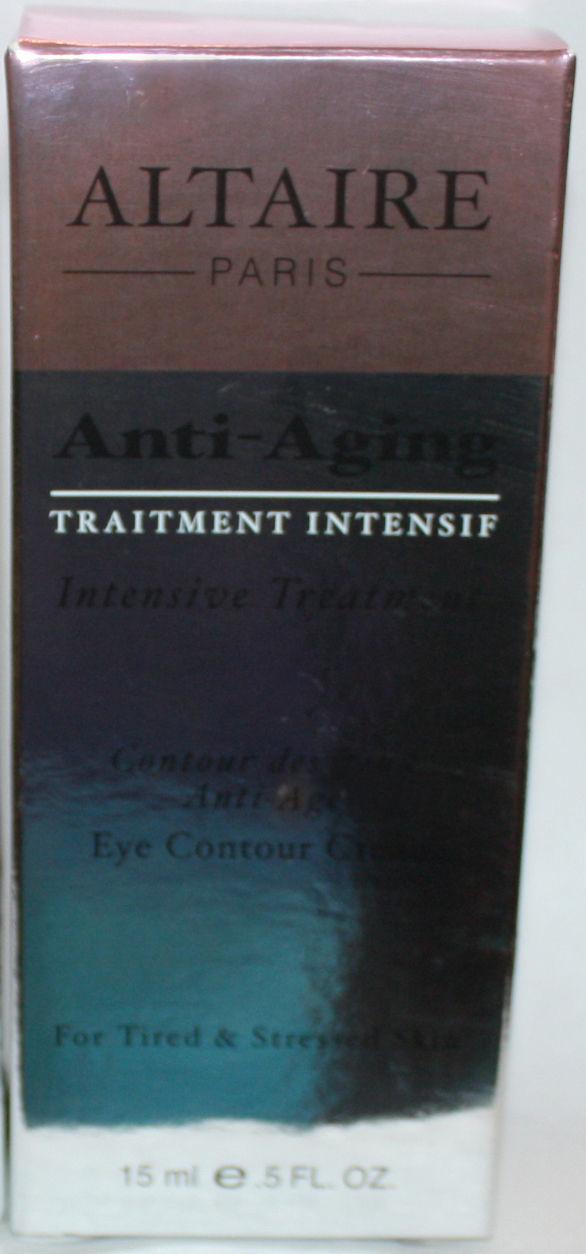 Altaire Paris Anti-Age Eye Contour Cream .5 oz Each *Reduced* 03541