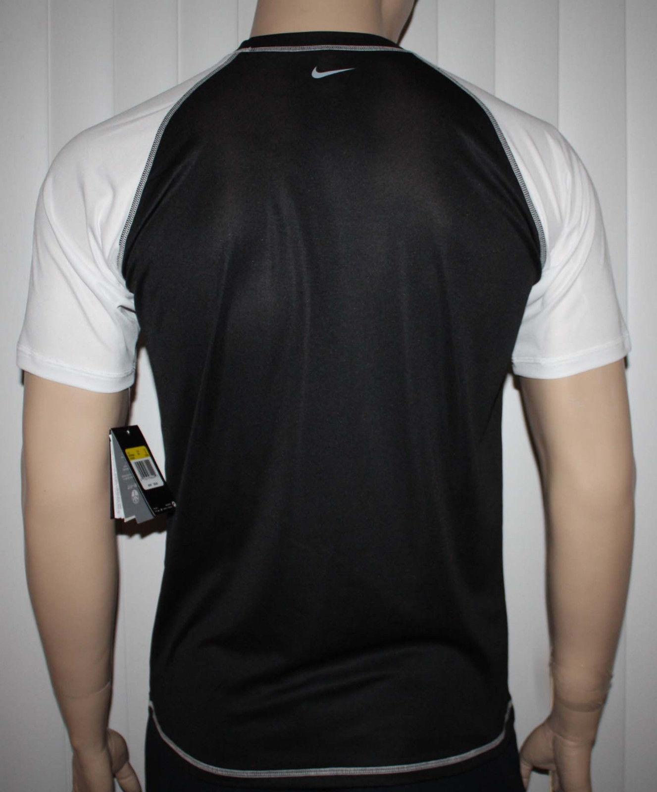 Nike Men's Dri-Fit  UPF 40 + Shirt (Back)