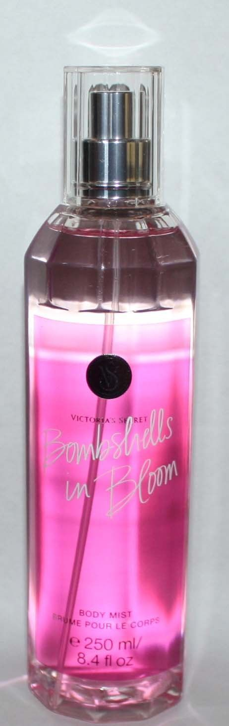 Victoria's Secret BOMBSHELLS IN BLOOM Body Mist 8.4 oz 11603