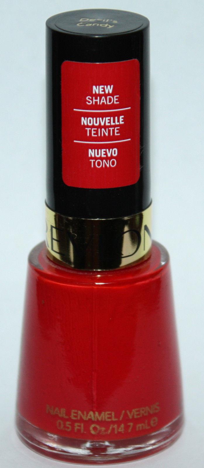 Devil's Candy -Revlon Nail Polish Enamel 0.5 oz 11694