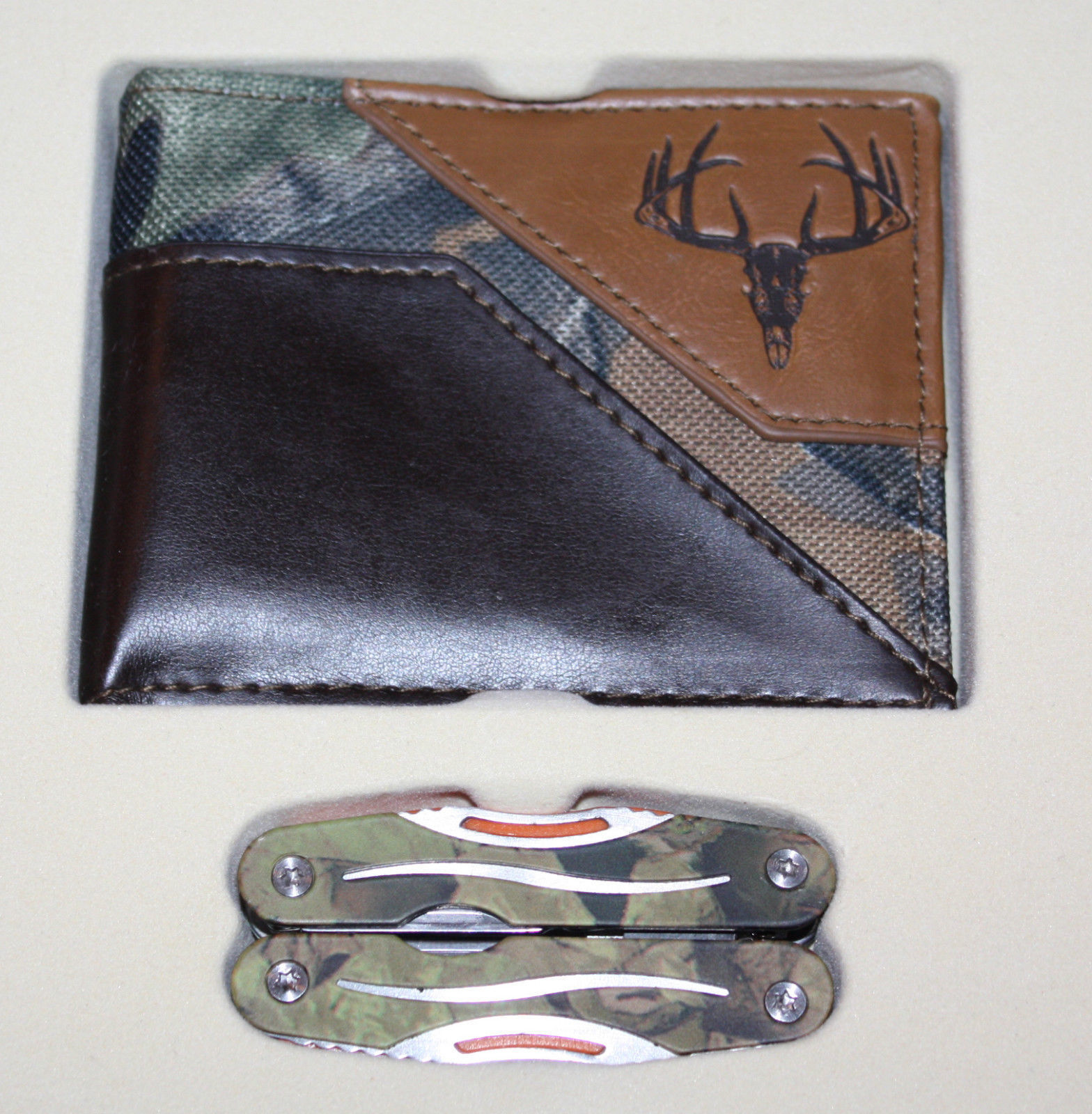 Wallet & Multi-Tool