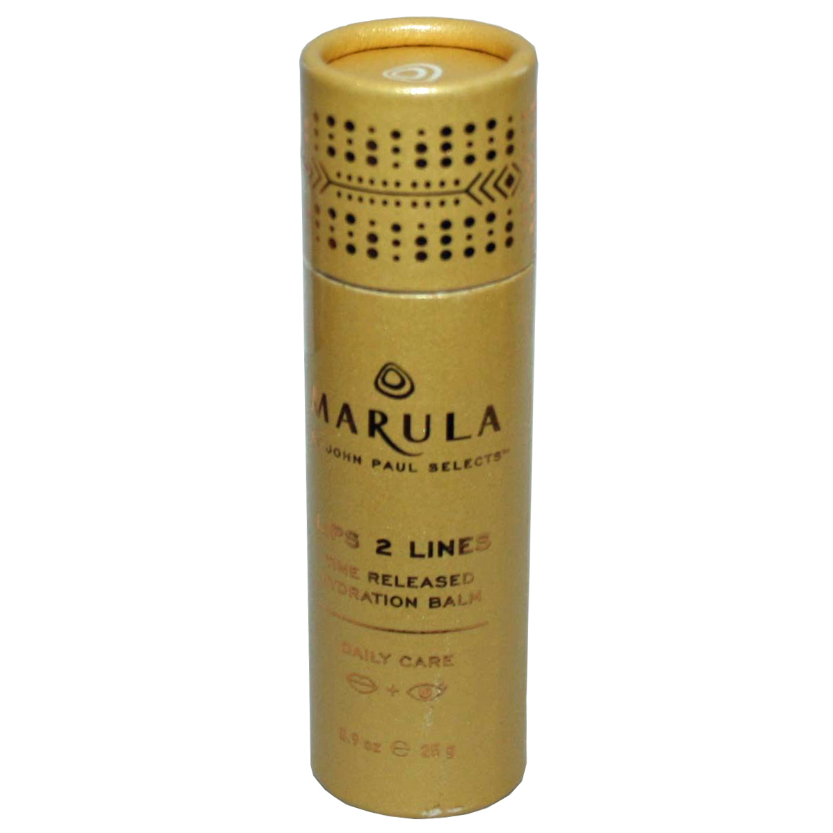 Marula By John Paul Selects Lips & Lines Time Released Hydration Balm 0.9 oz 13265