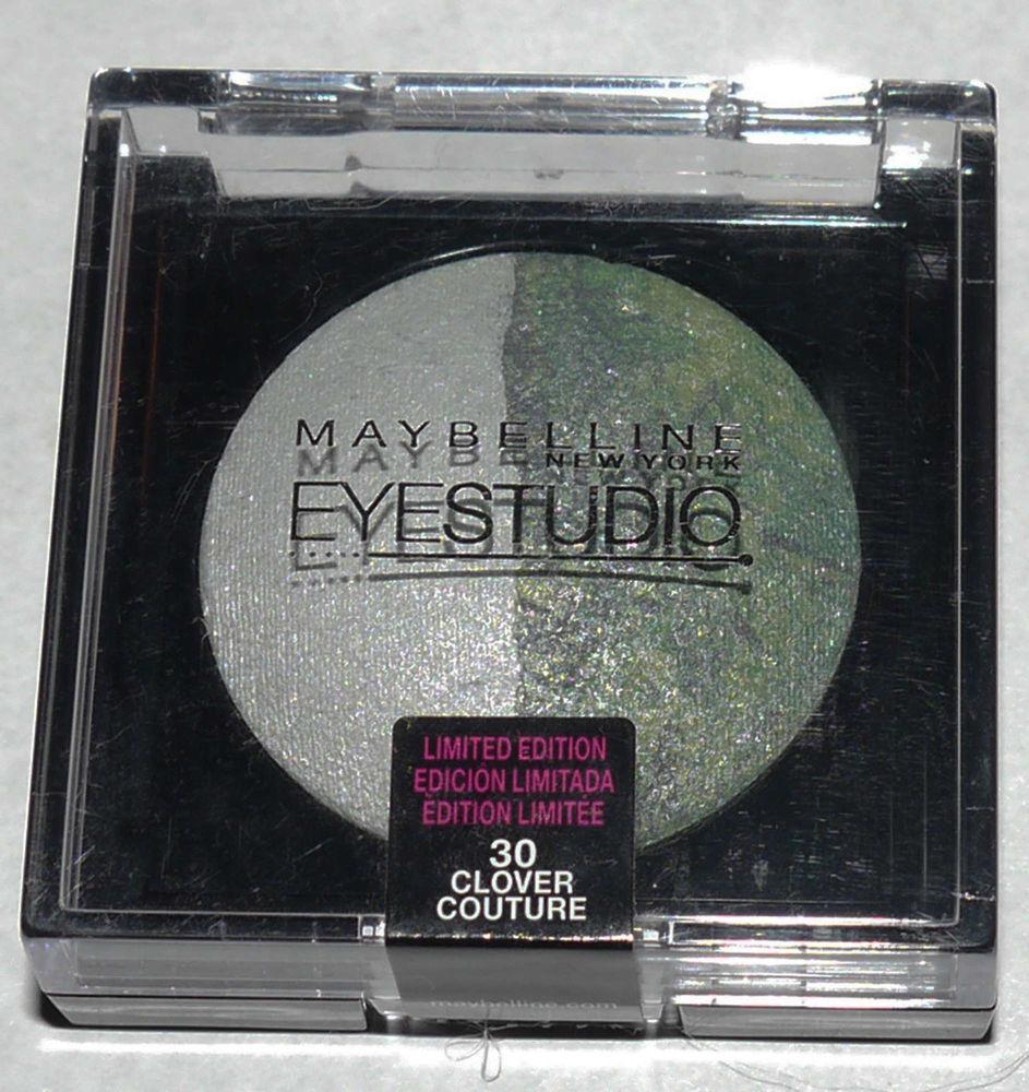 Maybelline EyeStudio Eye Shadow Duo 0.09 oz (Several Shades)
