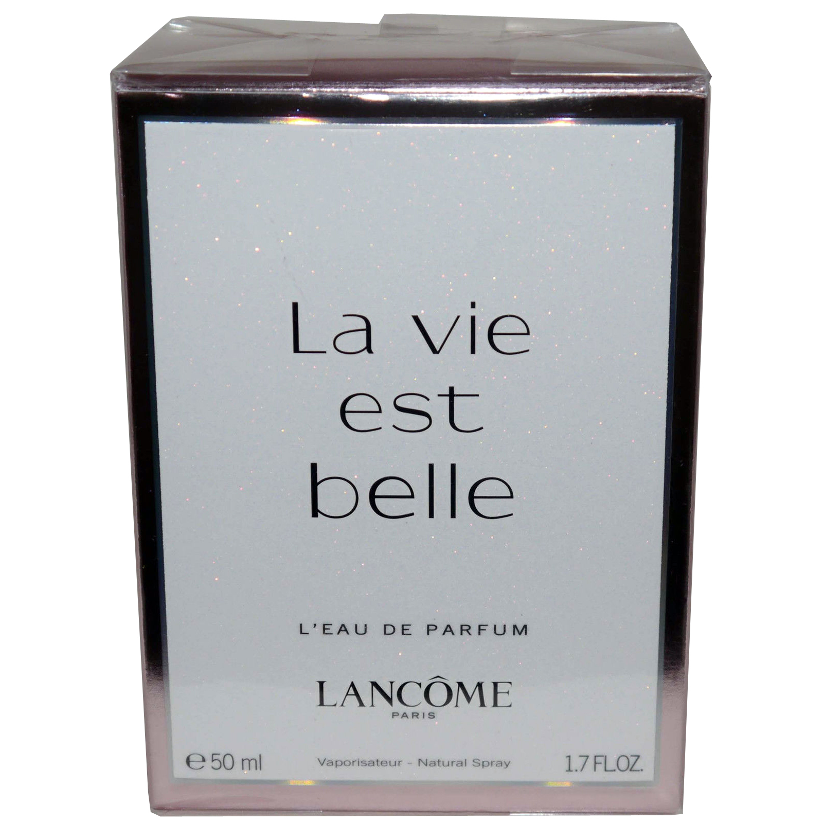 Lancome Paris La vie est belle L'eau de Parfum Natural Spray 1.7 oz (50 ml) 13481