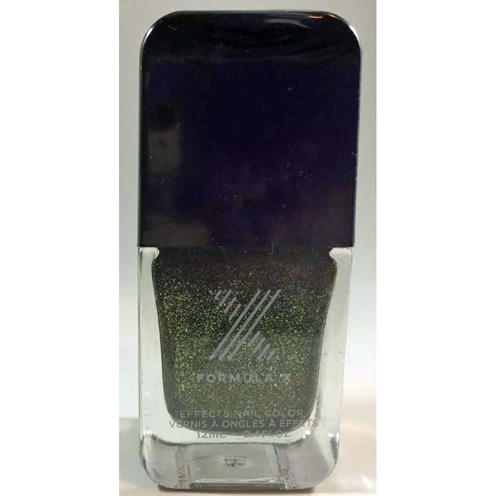 Borealis Nail Color -FORMULA X For Sephora Effects Nail Color Polish Lacquer .4 oz