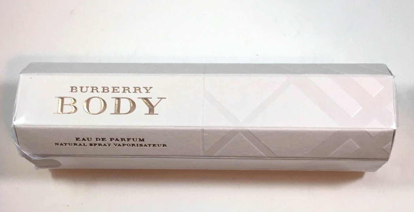 Burberry BODY For Her Eau de Parfum 1.2 oz 13994