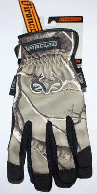 Ironclad Men's Force AP Realtree Camo Gloves #RT-WFGC-03-M (Medium)