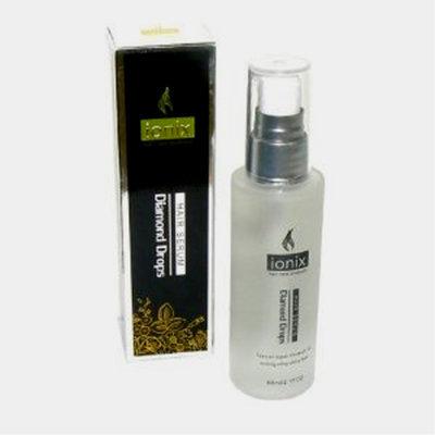 Ionix Diamond Drops Hair Serum With Argan Oil 4.2 oz