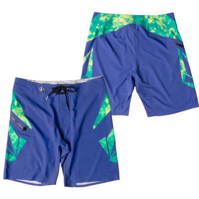 Volcom Men's Stoney Mod Blue 20'' Swim Board Shorts -Size 38