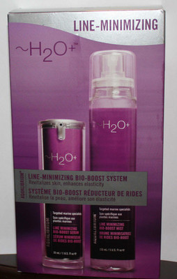 H2O+ Aqualibrium Line-Minimizing Bio-Boost System *REDUCED*