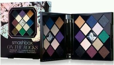 Smashbox ON THE ROCKS Photo OP Eye Shadow Palette .04 oz