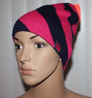 Ride Snowboards Women's DOTTY Reversible Long Beanie Hat (One Size)