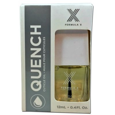 Formula X QUENCH Cuticle Oil 0.4 oz