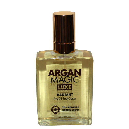 Argan Magic LUXE Radiant Dry Oil Body Spray 4 oz 08789