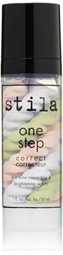 Stila One Step Correct Skin Tone Correcting & Brightening Serum 1 oz 14227