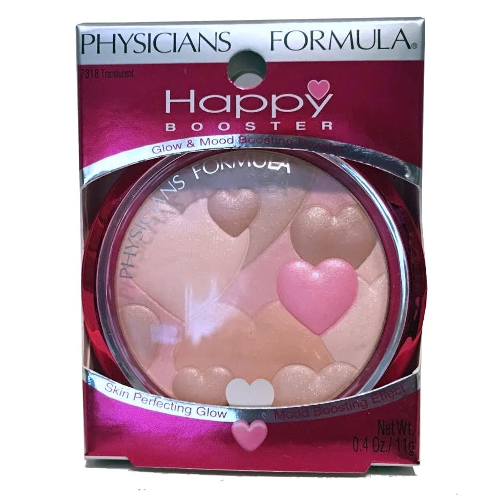 Physicians Formula Happy Booster Glow & Mood Boosting Powder #7318 Translucent