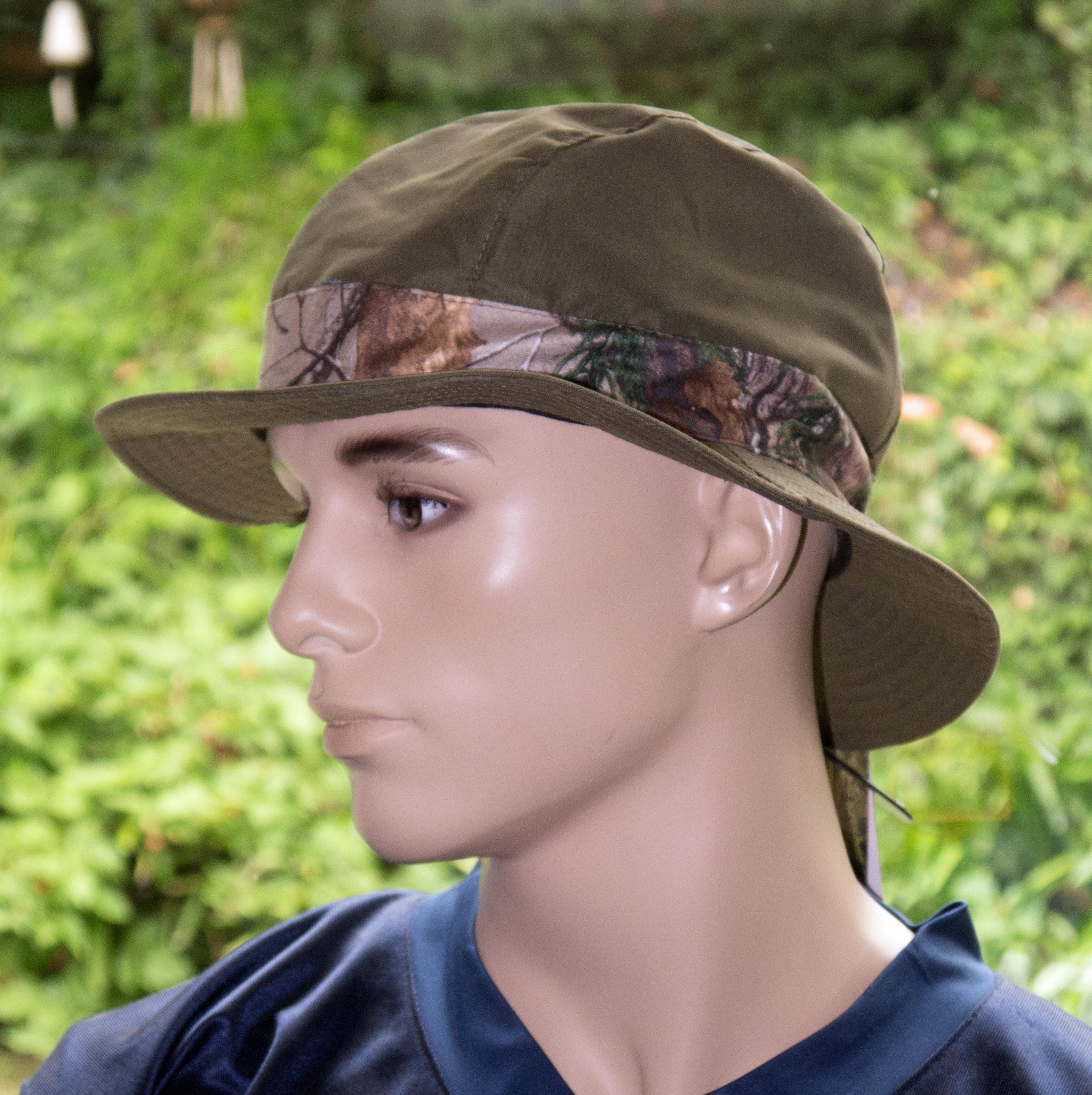 Hot Shot Men's Dark Green/RealTree Xtra Camo Bucket Hat  (L/XL) 14429
