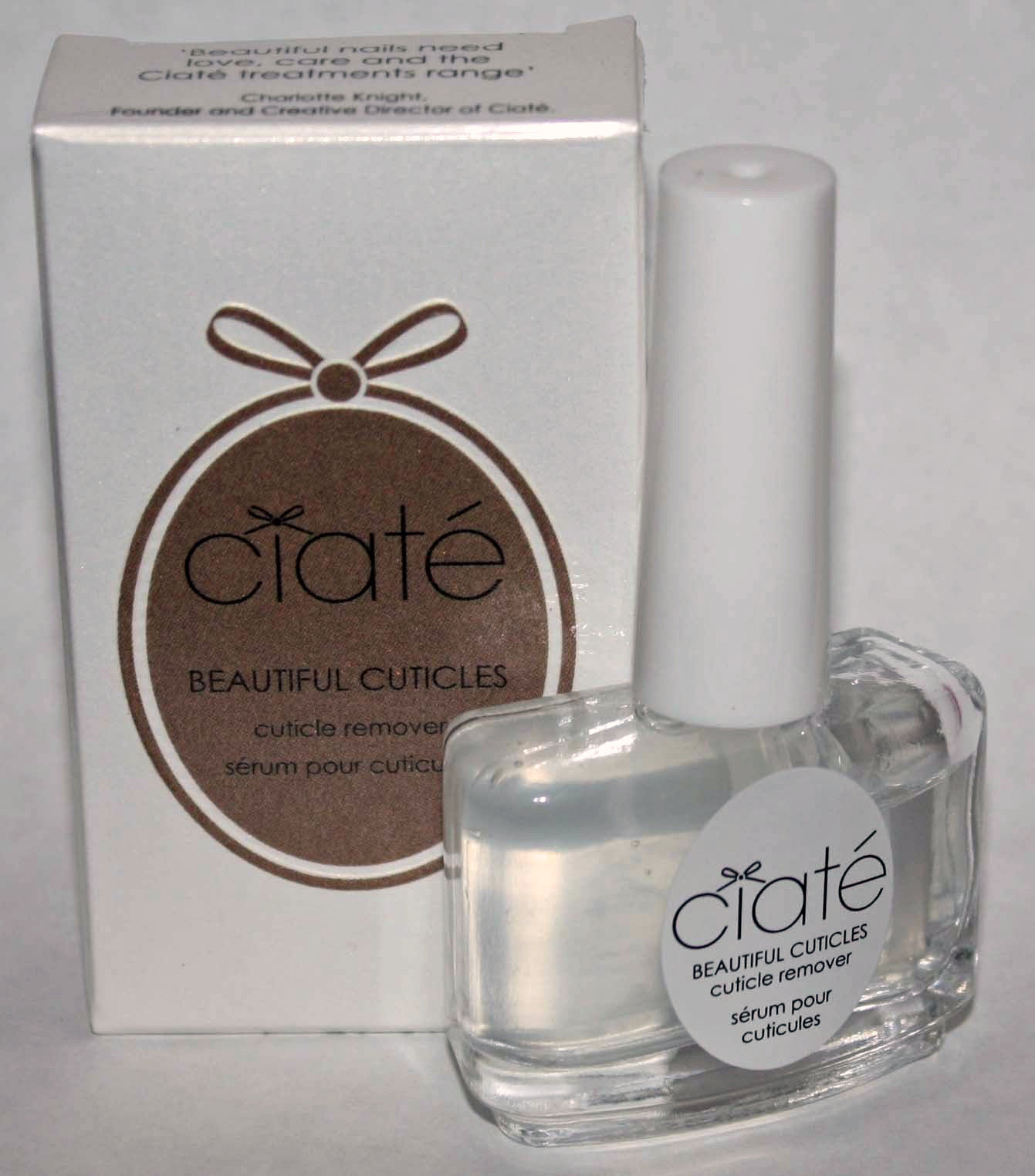 Ciate Nail Beautiful Cuticles Cuticle Remover 0.45 oz 14433