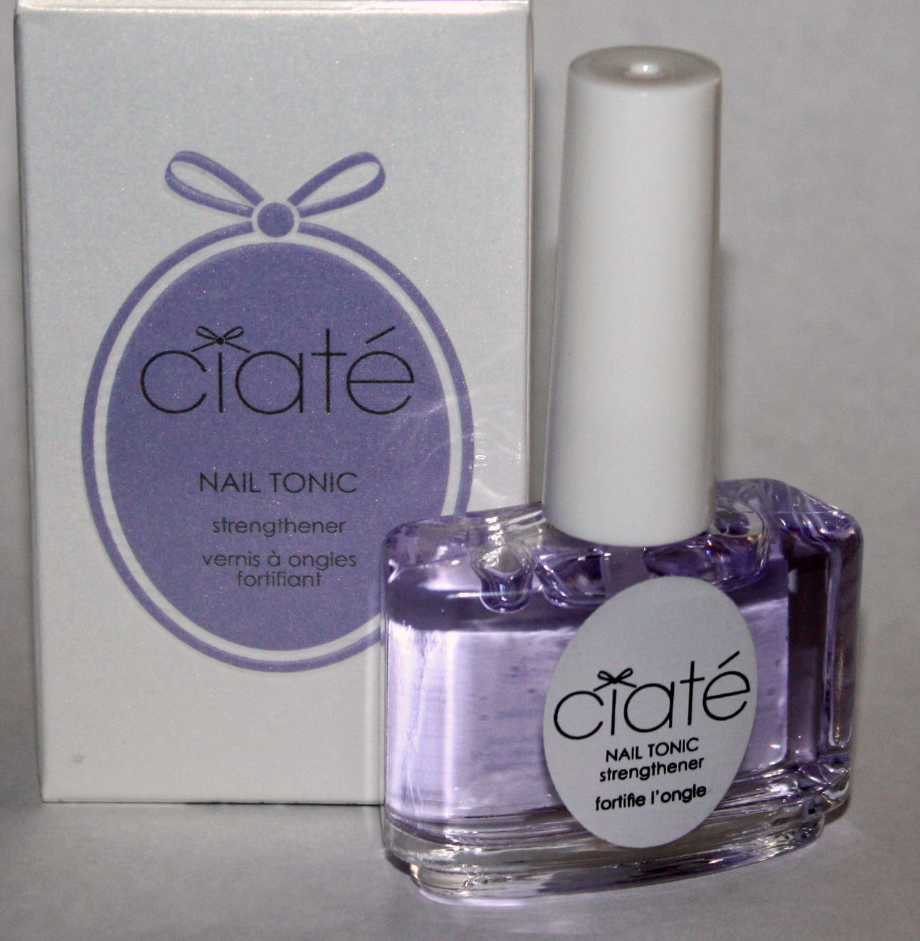 Ciate Nail Tonic Nail Strengthener 0.46 oz 14434