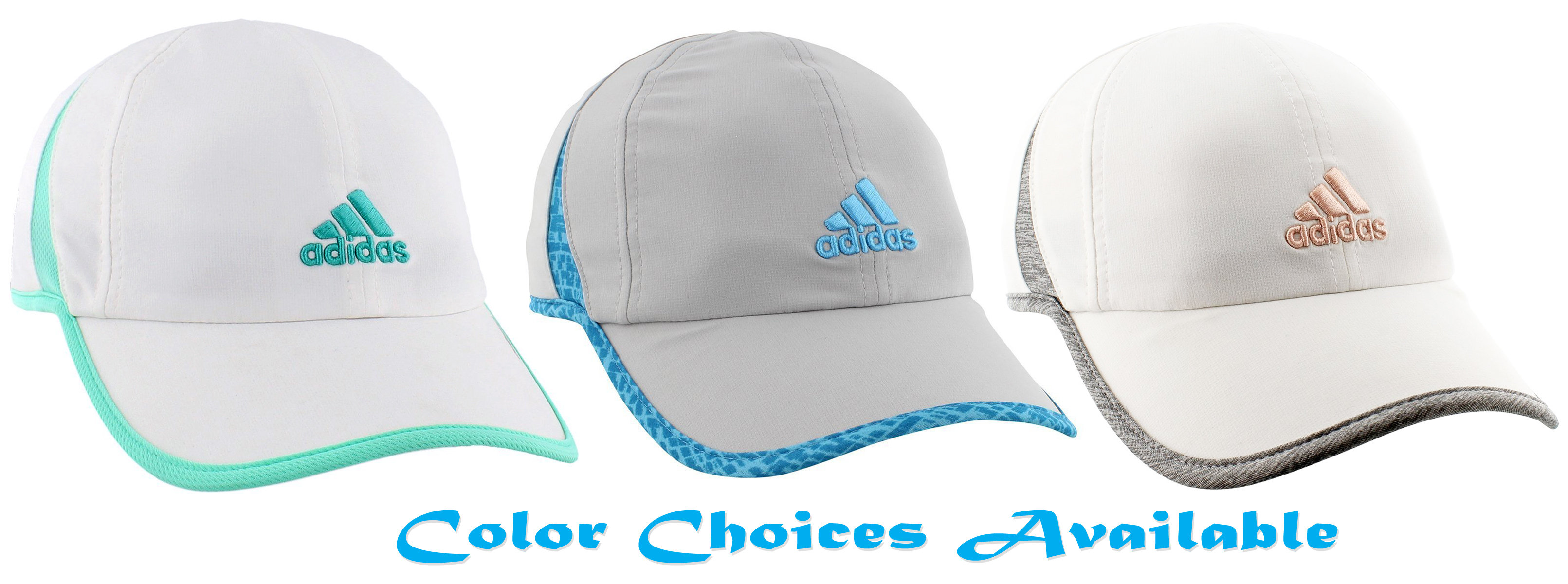 adidas Women's Adizero ll Relaxed Cap -Color Choices Available 14476