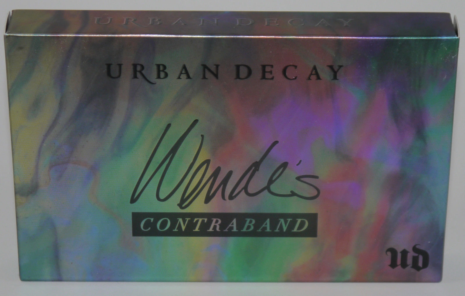 Urban Decay LIMITED EDITION Wende's Contraband Eye Shadow Palette 6 x 0.03 oz 14524