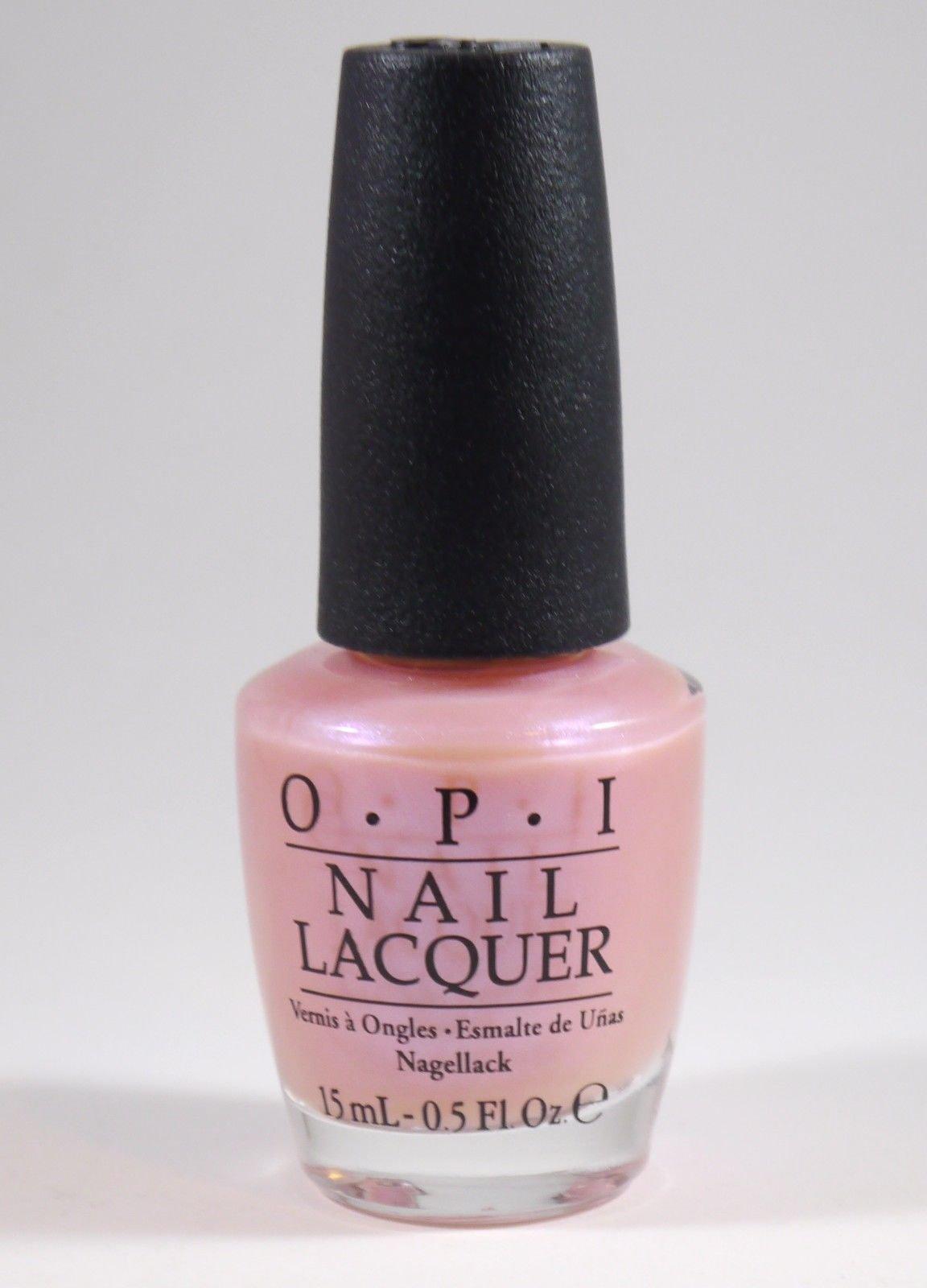 Rosy Future - OPI Nail Polish Lacquer 0.5 oz 14528
