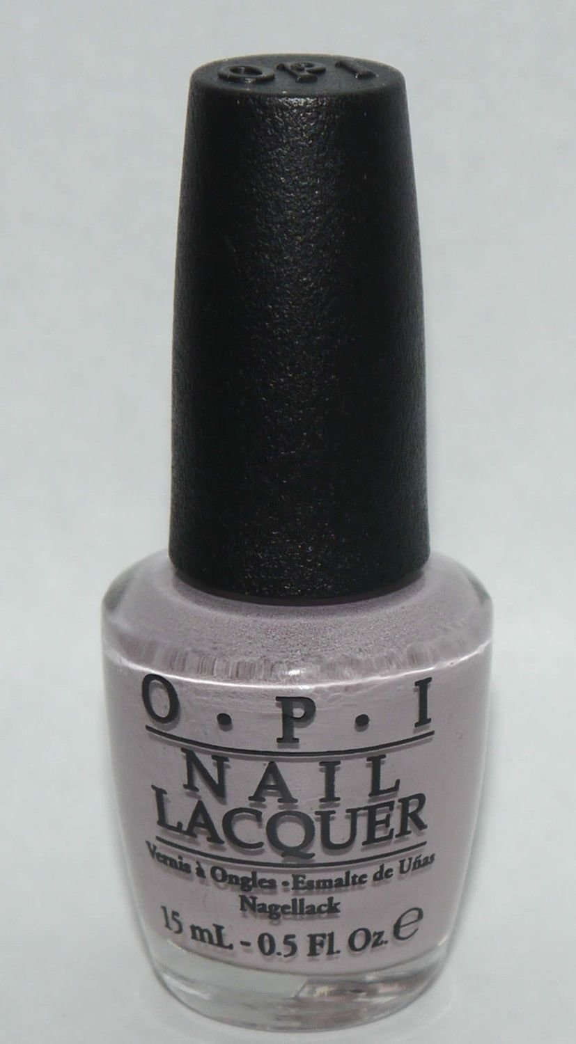 Taupe-Less Beach - OPI Nail Polish Lacquer 0.5 oz