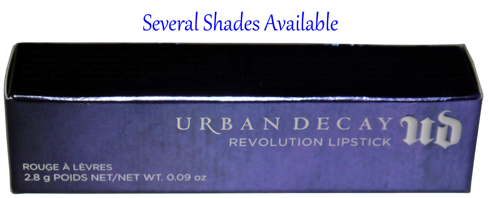 Urban Decay Revolution Lipstick 0.09 oz (Several Shades) 14585