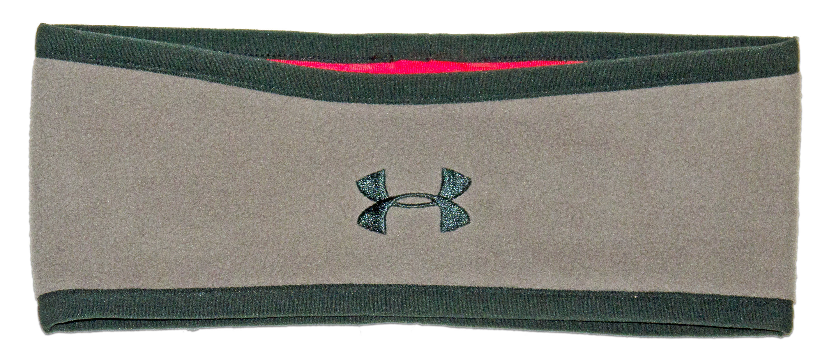 Under Armour Women's ColdGear Steeple Gray/Phantom Gray Fleece Headband 14609