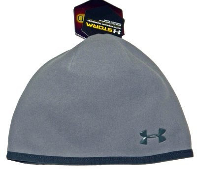Under Armour STORM Infrared Women's Steeple Gray/Phantom Gray UA Beanie Hat