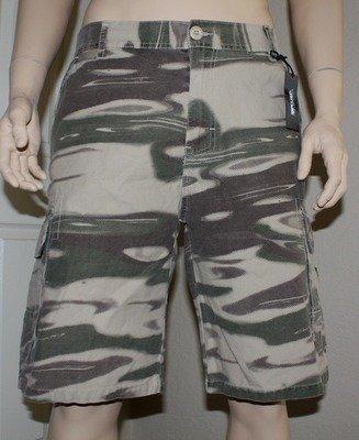 Ripcurl CWARXK Men's Camouflage Shifter Walk Shorts