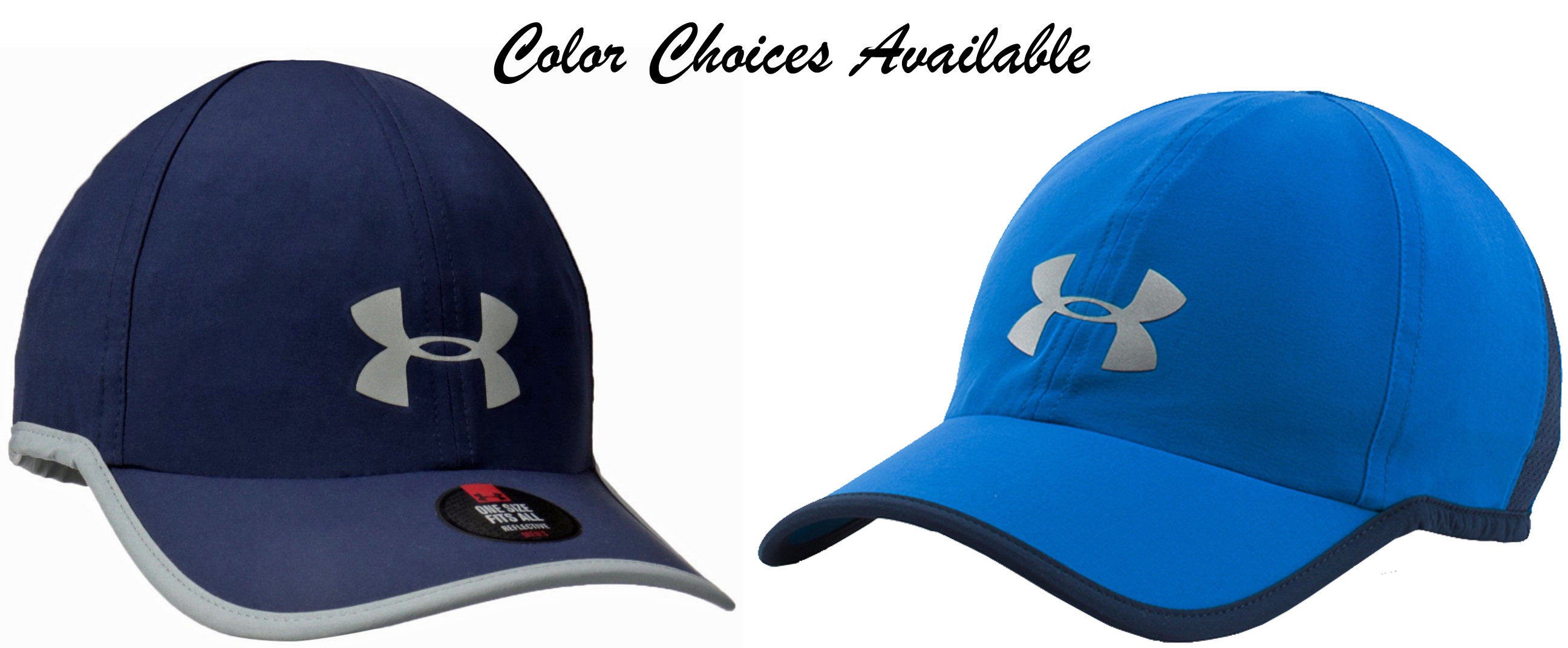 Under Armour Men's Shadow Run Cap 3.0 - Color Choices 14646