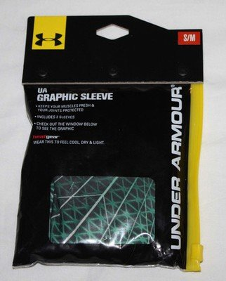 Under Armour Men's UA GRAPHIC Heatgear Compression Sleeves