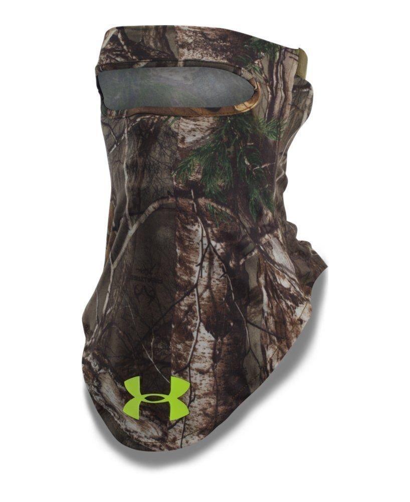 Under Armour UA Outdoor Mossy Oak/Velocity UA Face Mask 14665