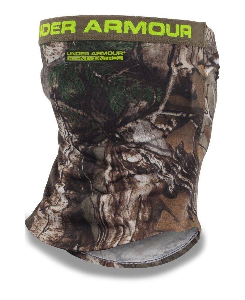 Under Armour UA Outdoor Mossy Oak/Velocity UA Face Mask