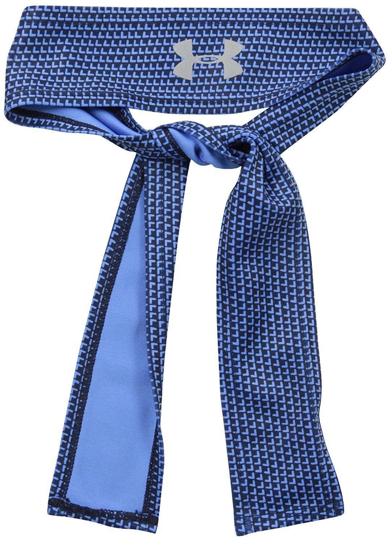 Under Armour Women's Water/Midnight Navy/Reflective UA Head Tie 14670