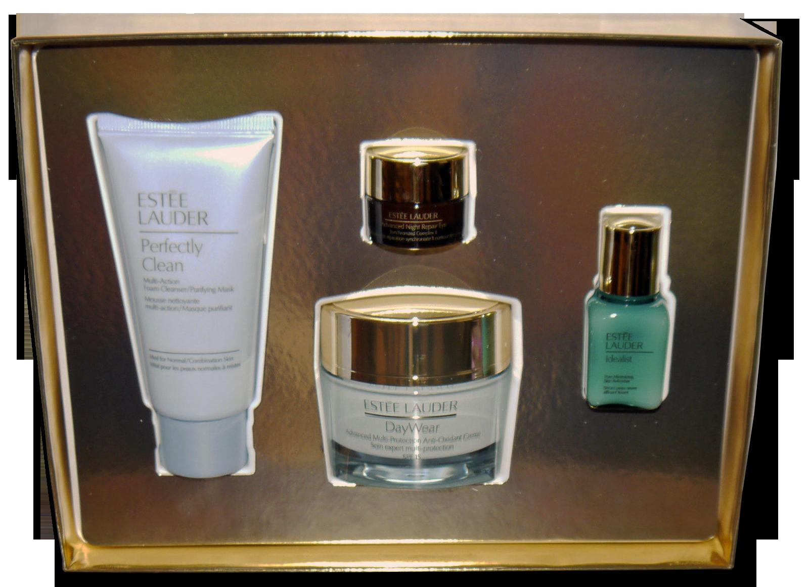 Estee Lauder 4 Piece Even Skin Tone System