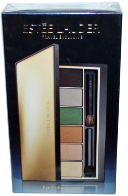 Estee Lauder 6 Eye Color Luxuries Pure Color Eyeshadow Palette 6 x .05 oz