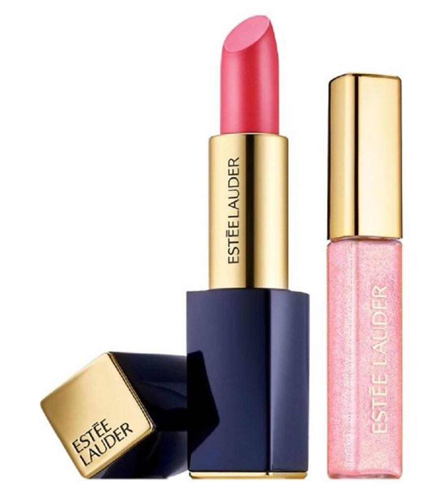 Estee Lauder Pure Color Envy Sculpting Lipstick & Lip Gloss Set - Powerful