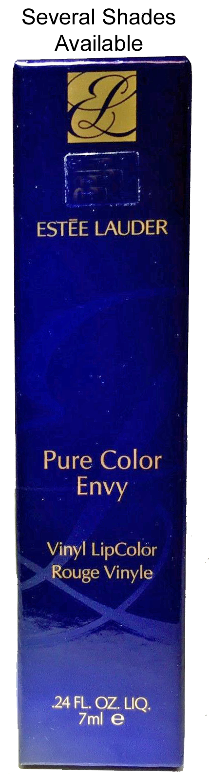 Estee Lauder Pure Color Envy Vinyl LipColor Lip Gloss .24 oz -Several Shades 14706