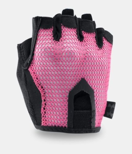 Under Armour Women's UA Resistor Training Gloves -Pink Sky (X-Large) 14723
