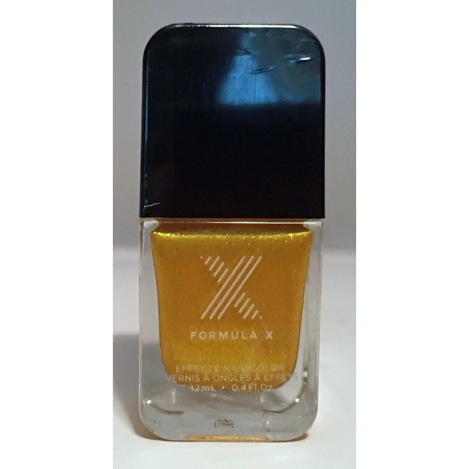 Highlighter Nail Color -FORMULA X For Sephora Effects Nail Color Polish Lacquer .4 oz 14736