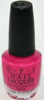 That's Hot! Pink - OPI Nail Polish Lacquer 0.5 oz