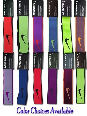 Nike Pro Swoosh 2.0 Headband -Several Choices