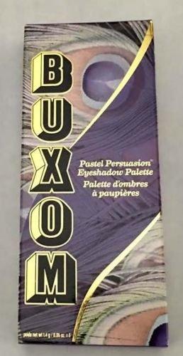 Buxom Pastel Persuasion Eyeshadow Palette 6 x 0.05 oz 14774