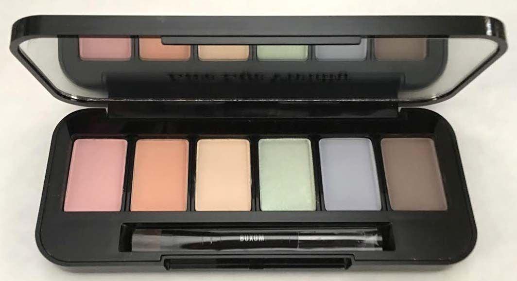 Buxom Pastel Persuasion Eyeshadow Palette 6 x 0.05 oz